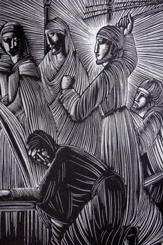 Christ and the money changers 1919