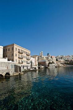 Syros | The Cyclades | Greece travel guide (Condé Nast Traveller)
