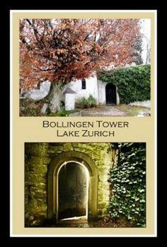 Bollingen Tower Lake Zurich