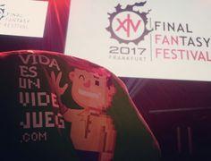 Final Fantasy Xiv, Frankfurt, Blog, Real Life, Germany, Movies, Blogging