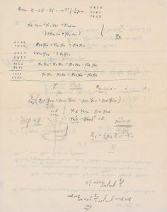 Albert Einstein signed letter auctions for $38,000 online