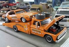 Chevy Race Transport Truck