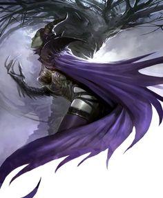 Maleficent, by Kekai Kotaki.