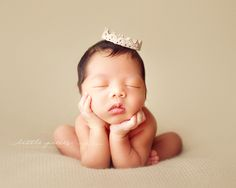 Little Princess by Kelly Brown #newborn #photography