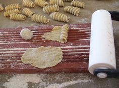 Homemade Radiatore - Potato Whole Wheat Pasta Recipe | Just A Pinch Recipes