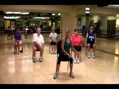 """SilverSneakers Senior Fitness Class Routine to """"Wonderful World"""" by Sam Cooke"""
