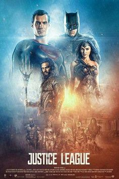 Justice League Movie Poster 2017 Fan Made, Check Out 19 Justice League Easter Eggs and Missed Details - DigitalEntertainmentReview.com