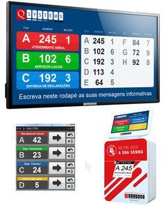 QSystems Advanced A versão QSystems Advanced aproveita as potencialidades do sistema para aplicações únicas de gestão de filas, específicas para o cliente a que se destina. Permite apresentar a ordenação de mais de 10 serviços num único display, agregado a um dispensador de senhas automático. Esta solução compreende um desenvolvimento adicional à medida. Esta versão inclui: Mainbox do sistema QSystems Display LCD preparado para mais de 10 serviços Software desktop de controlo de filas, para…
