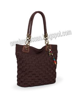crochet kingdom (E.H): Elegant Bag !
