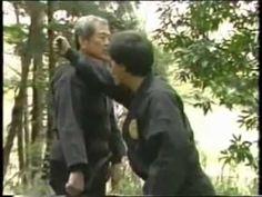 Ninjutsu Grand Master Masaaki Hatsumi in Action Pt. 5 - YouTube