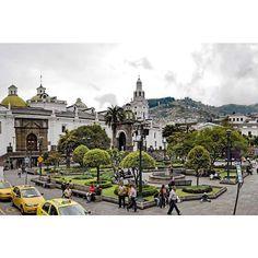 PLAZA DE LA INDEPENDENCIA - LA CATEDRAL - QUITO #Quito #ProvinciaDePichincha #DiscoverEcuador #EcuadorPotenciaTuristica #EcuadorIsAllyouNeed #EcuadorTuristico #EcuadorAmaLavida #EcuadorPrimero #Ecuador