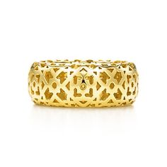 Paloma's Marrakesh ring in 18k gold.