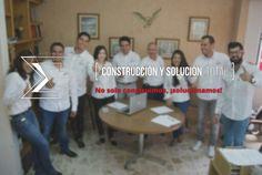 NO SOLO CONSTRUIMOS SOLUCIONAMOS!