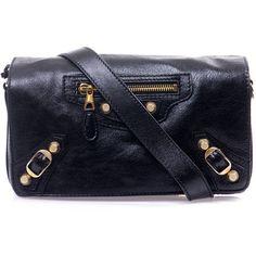 Balenciaga Leather Tool Kit messenger $1225