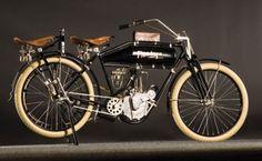 """1912 Flanders """"4"""" Belt Drive Single"""