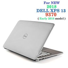 """iPearl mCover Hard Shell Case for early 2018 13.3"""" Dell XPS 13 9370 models ( not fitting older L321X L322X 9333 9343 9350 9360 9365 models) Ultrabook laptop - Dell-XPS13-9370 Clear #iPearl #mCover #Hard #Shell #Case #early #Dell #models #fitting #older #models) #Ultrabook #laptop #Clear"""