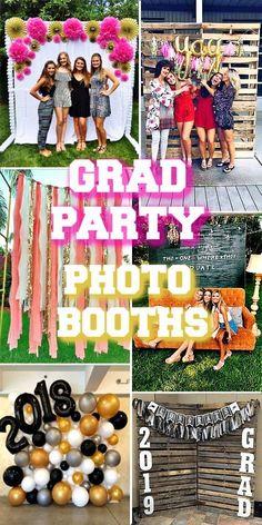 Outdoor Graduation Parties, Graduation Party Planning, College Graduation Parties, Graduation Celebration, Graduation Party Decor, Graduation Photos, Grad Parties, Graduation Backdrops, Graduation Ideas
