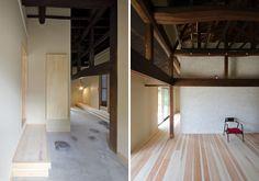 TD atelier japanese old folk house in seikacyo designboom