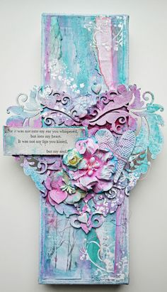 13arts: A Canvas and a Layout - August inspirations by Kelly
