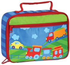 85be035f51 The Stephen Joseph Transportation Lunch Box is the perfect lunch box for  your little one. It features a colorful car