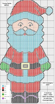 Plastic Canvas Christmas, Plastic Canvas Crafts, Plastic Canvas Patterns, Needlepoint Patterns, Cross Stitch Patterns, Christmas Wall Hangings, Christmas Characters, Yarn Bombing, Canvas Designs