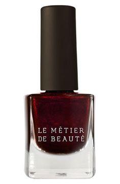 Le Métier de Beauté 'Cocoa Crazed' Nail Lacquer Collection available at #Nordstrom