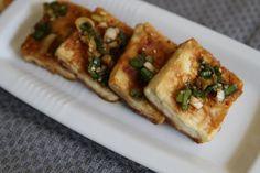 Bap Story: Soy Seasoned Tofu (Doobu Jorim)