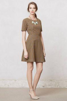 Marsha Swing Dress - anthropologie.com