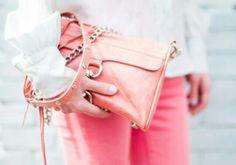Pink mini sholder bag, so pretty