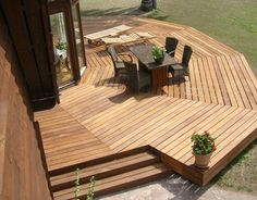 Stor billedguide: Inspiration til din nye terrasse Outdoor Spaces, Outdoor Living, Outdoor Decor, Outdoor Ideas, Big Backyard, Wellness Spa, Deck Design, Royal Caribbean, Garden Inspiration