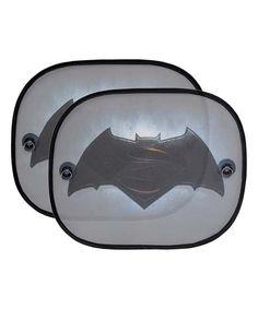 Batman Vs Superman Side Shade - Set of Two