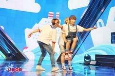[19.08.16] Arirang Simply K-Pop episode 227 - Rocky, JinJin e SanHa