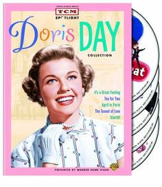 TCM Spotlight: Doris Day Collection (It's a Great Feeling / Tea for Two / April in Paris / The Tunnel of Love / Starlift) DVD ~ Doris Day, http://www.amazon.com/dp/B001O2UTRW/ref=cm_sw_r_pi_dp_-Jb5sb1W4KYYY