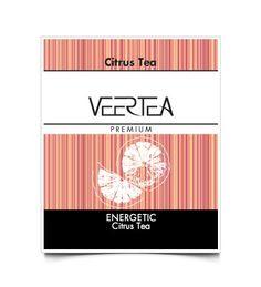 Energetic Citrus Tea