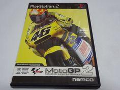 #25 Japan game PS2 Moto GP 2 namco Free Shipping Japanese anime #namco