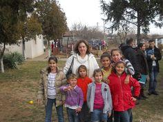 Campanie umanitară Giurgiu, comuna Slobozia