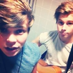 Ashton and Luke<3