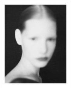 Kirsten Owen shot by Paolo Roversi