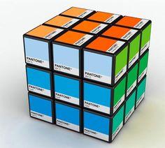 Pantone Rubik