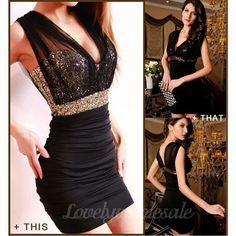 Dress to impress party attire :)