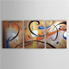 Ode Rin Hand Painted Abstract Cherish Art Oil Paintings