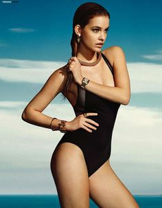 Barbara Palvin Takes A Sensual Plunge By Nico For El Pais Semanal June 9, 2013