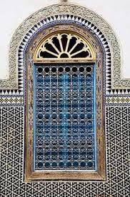 Moorish, Andalusian windows, tiles & floors - Amazing doorway or window