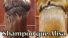 Shampoo que ALISA SEM FORMOL - Funciona? Como usar?