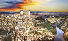 Good morning #Nomad. Today we suggest you the Land and Sea trip. This varied itinerary will take you from the most impressive cultural cities in the centre of Spain to the lush greenery of the northern coast and the Cantabrian Sea.  Madrid, Castilian cities like Toledo and Salamanca and the best representatives of the north: Cantabria and the Basque Country. #NomadSpain #Wanderlust #Travel #BudgetTrip #BudgetTravel #SpainTrip #BackPacker #Mochilero #LowCost #VisitSpain #BackPacking