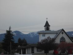 Another church, Comox Valley - Vancouver Island, BC. #day23