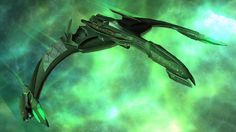 Star Trek Romulan Ships | Star Trek Online Developers' Blog Showcases the Romulan Ship ...