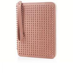 The Sexiest iPad Case Around #Christian Louboutin