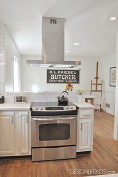 43 best kitchen peninsula and narrow islands images diy ideas rh pinterest com