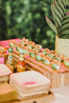 DC Event Planner - Recap of Simply Breathe Event's annual Miami themed Galentine's Day Party at Edgewood Arts Center. Galentines Day Ideas, Pineapple Mojito, Nacho Bar, Dc Weddings, Catering, Breathe, Miami, Events, Catering Business
